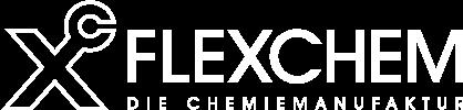 Flexchem Logo Weiß